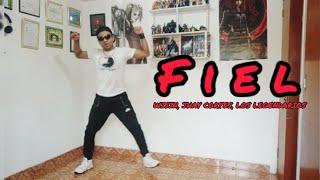 FIEL (Tu Estás Dura Sin Ir Al Gym 💪🏻 Tik Tok ) WISIN   DJ MATTY   ZUMBA REGGAETON WORKOUT