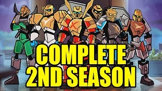 BIONICLE Season 2 (Complete) Episodes 1-8