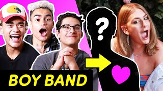 I Let A Boy Band Choose My Boyfriend Feat. PRETTYMUCH