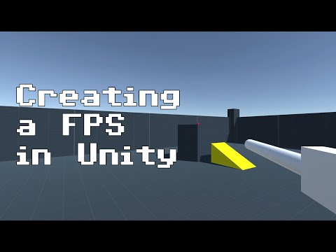 Creating a first person shooter in Unity [RNDBITS-019]