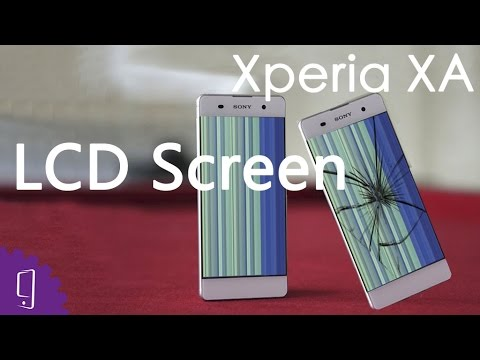 Sony Xperia XA LCD Screen Repair Guide