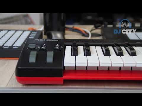 Nektar SE49 MIDI Keyboard Overview