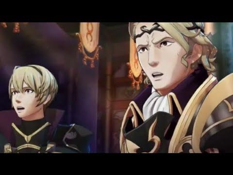 Fire Emblem Fates English - Conquest Chapter 27: The Empty King