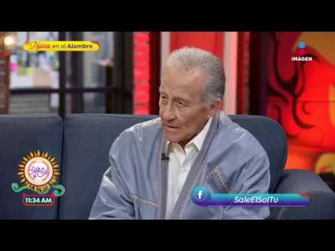 Miguel Reyes, primer director discográfico de Luis Miguel en el foro | Sale el Sol
