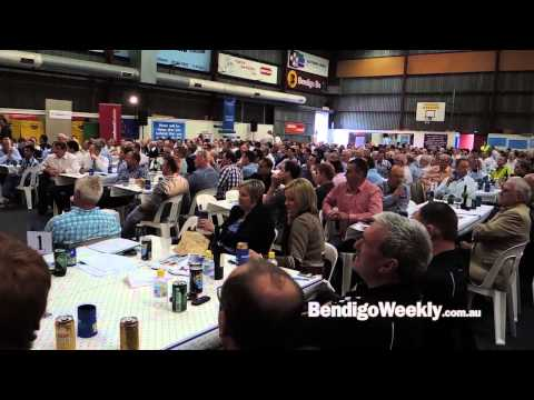 Bendigo Weekly - Blokes Biggest Lunch