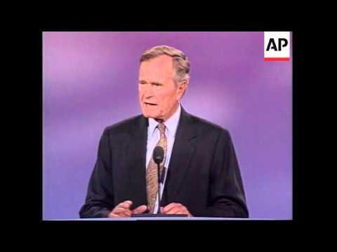 USA:  SAN DIEGO: GENERAL COLIN POWELL SPEECH - 1996