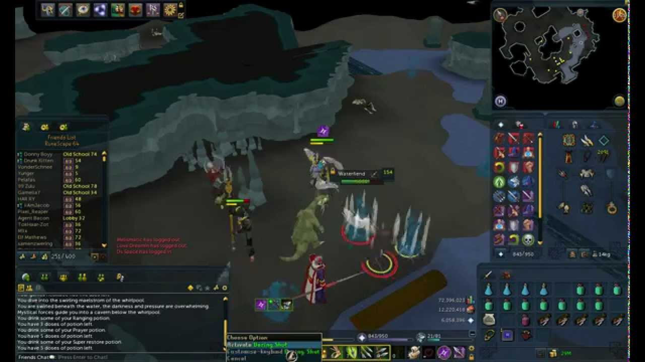 Runescape training some ranged for mithril crossbow - 3 8
