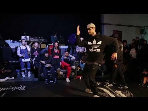TJ & JB vs Ade & Flo | 2on2 Open Styles | Absolute Rain Jam 2018