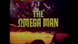 The Omega Man 1971 TV trailer