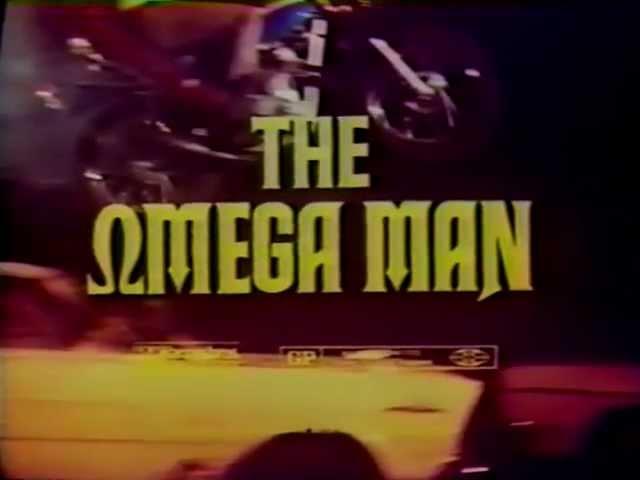 The Omega Man 1971 TV trailer