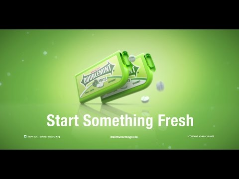 Doublemint – Adi & Naira #StartSomethingFresh - TELUGU