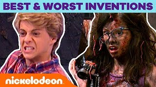 The Best Inventions & Biggest Fails 🤖 Henry Danger, Knight Squad & More! | Nick