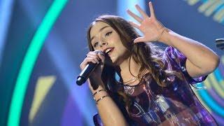 Josefine Myrberg - Flytta på dej - Idol Sverige (TV4)