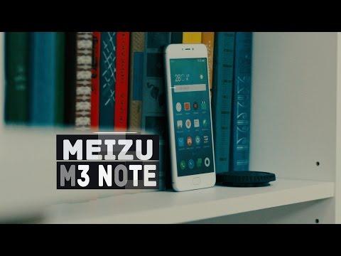 Meizu M3 Note полный качественный обзор, отзыв пользователя. Кривая кнопка - не главная проблема.