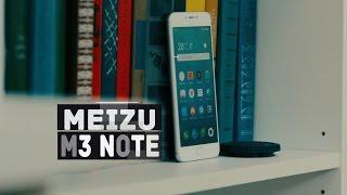meizu M3 Note полный качественный обзор, отзыв пользователя. Кривая кнопка - не главная проблема
