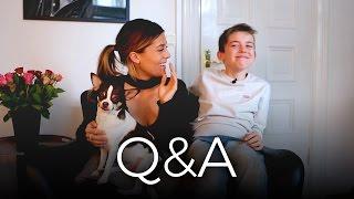 Frågestund - Q&A Bianca Ingrosso