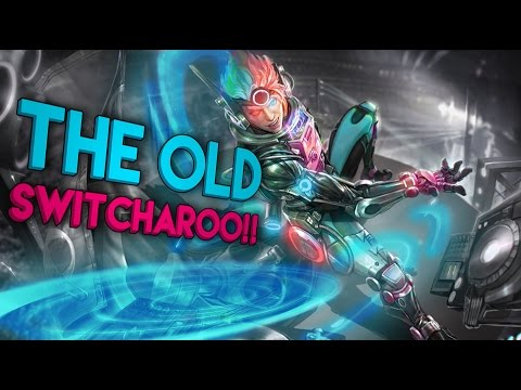 Vainglory Gameplay - Episode 207: THE OLD SWITCHAROO!! Vox |WP-CP| Lane Gameplay |1.19|