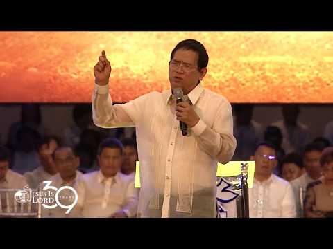 Bro. Eddie's message | Know Your God - JIL Church Worldwide's 39th Anniversary