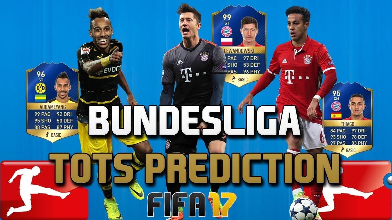 Virtuelle Bundesliga Fifa 17