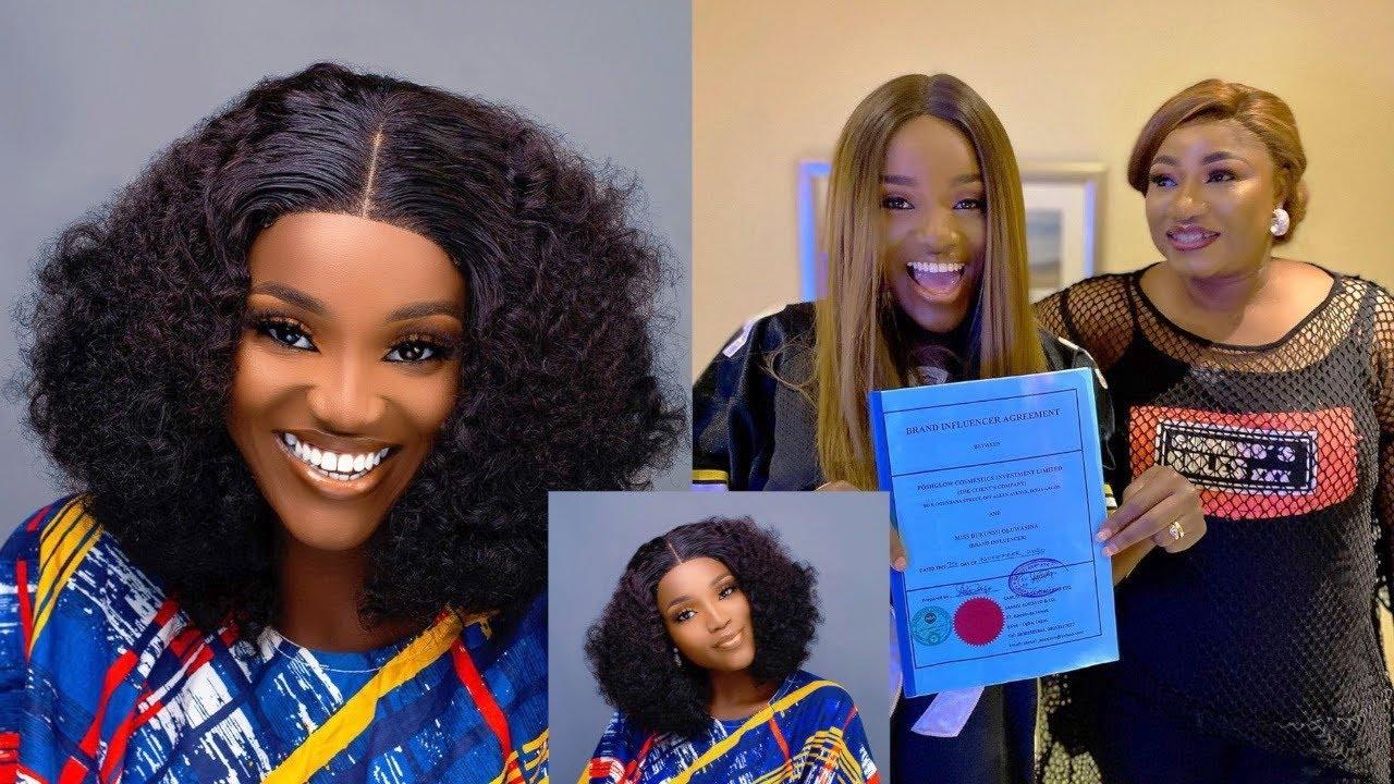 Download Bukunmi Oluwashina Finally Reveals Her Real Age, Gets Multimillion Naira Endorsement Deal & Gets...