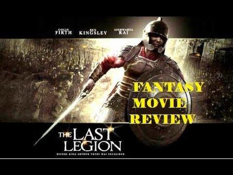 THE LAST LEGION ( 2007 Colin Firth ) Fantasy Movie Review