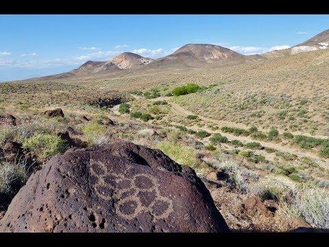 Sheep Springs, El Paso Wilderness Area, California