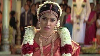 Dhanush Fights Prakash Raj To Marry Shriya - Thiruvilayadal Arambam