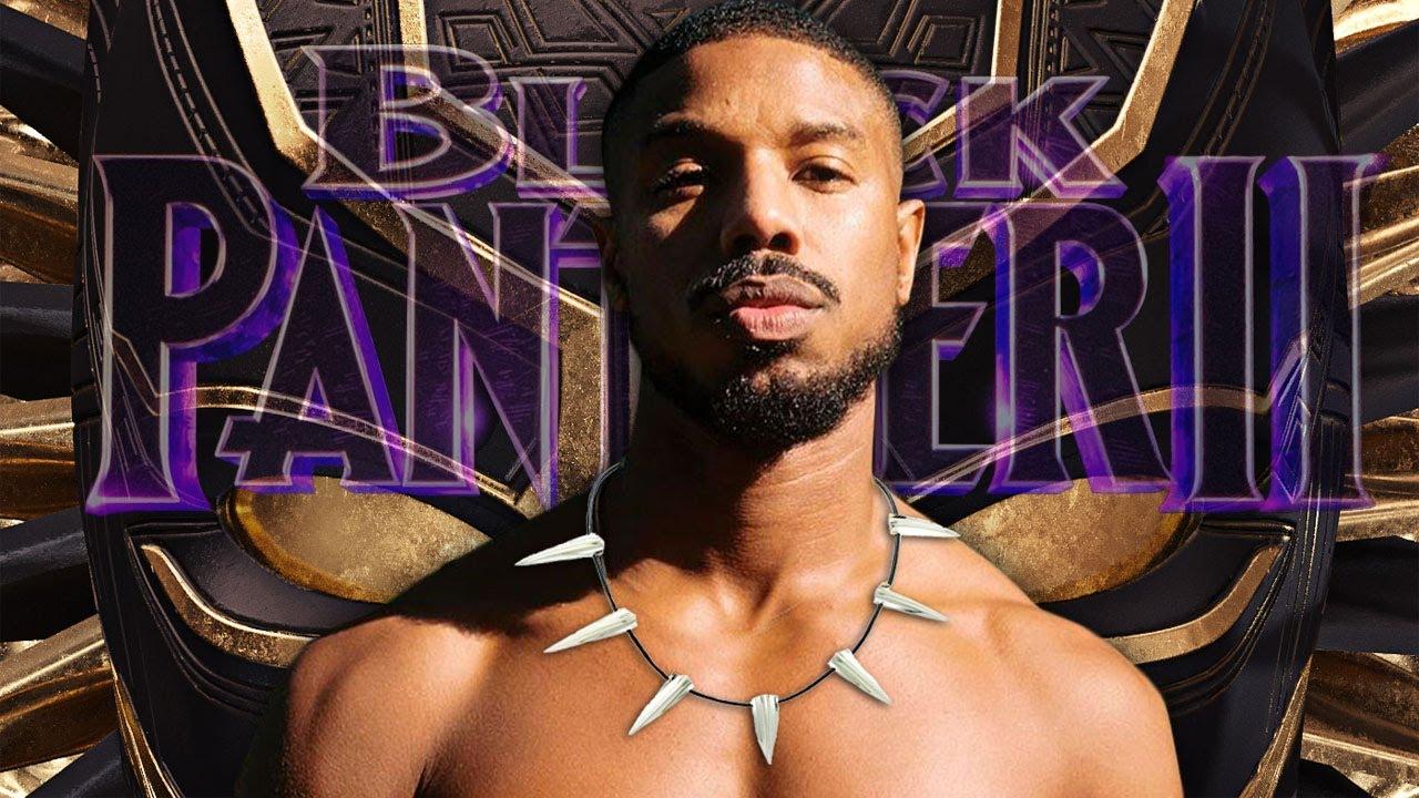 Michael B. Jordan Returning For Black Panther 2 (EXCLUSIVE ...