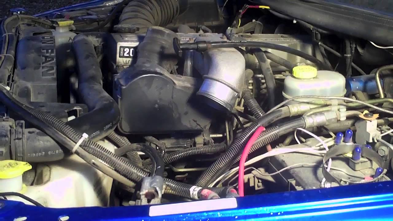 Dodge Ram Power Steering Pump Replacement  YouTube