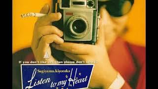 """杉山清貴 - イヴのオルゴール From the EP """"Listen to My Heart"""". I esp..."""