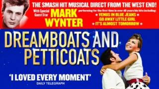 Mark Wynter talks to 6 Towns Radio about Dreamboats & Petticoats