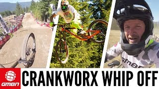 Blake Rides The Whip Off World Champs | GMBN At Whistler Crankworx