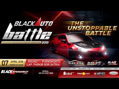 BlackAuto Battle 2018 - Purwokerto