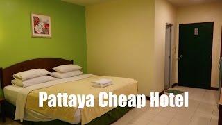 Pattaya Hotel Cheap, but is it Cheerful...???
