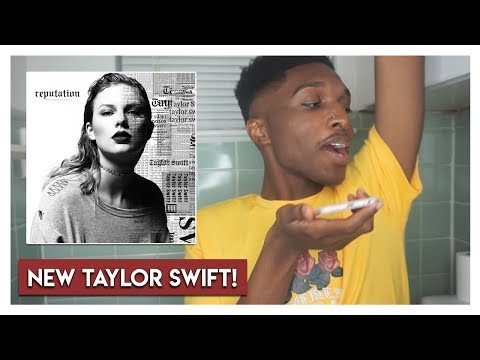 Taylor Swift - Gorgeous (REACTION) | Jayden Alexander
