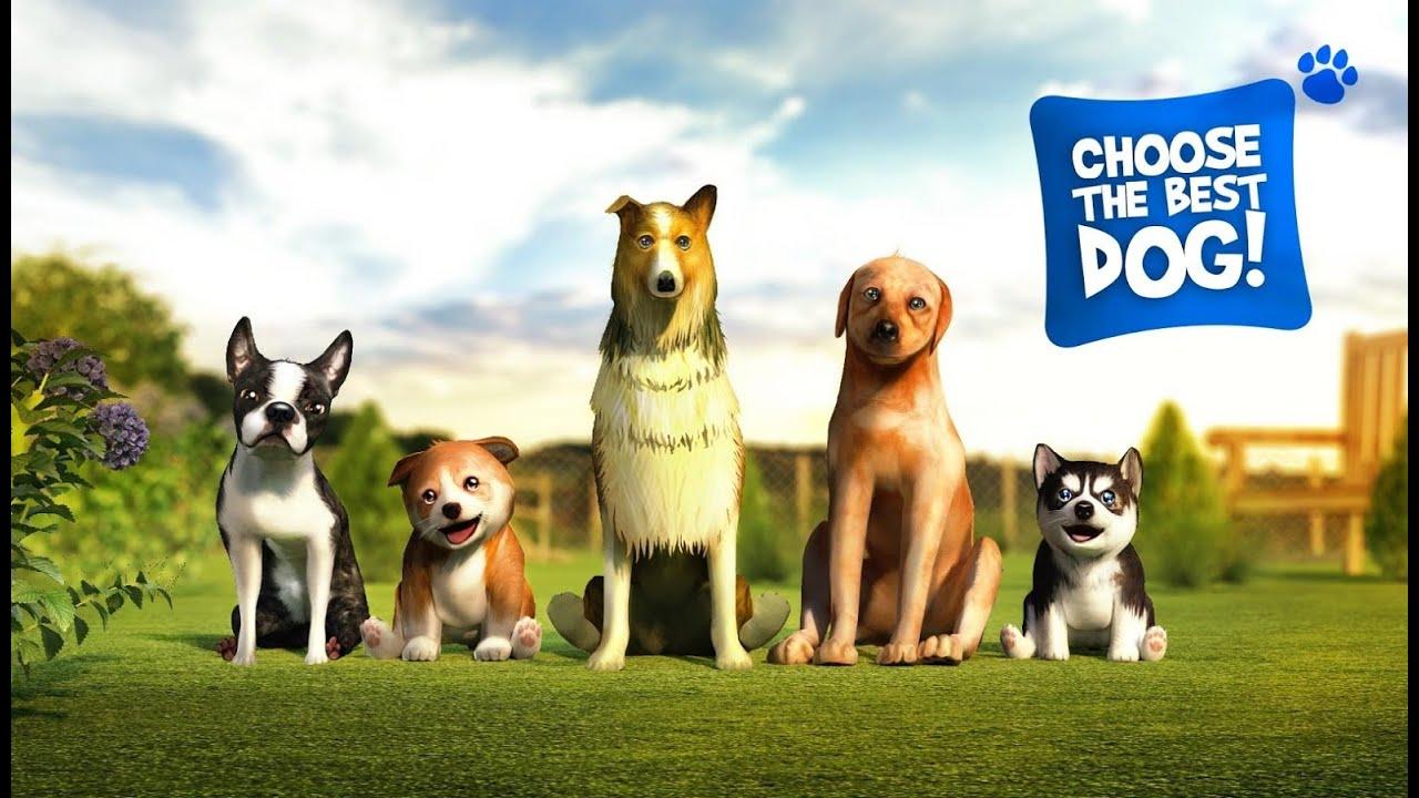 dog games apps