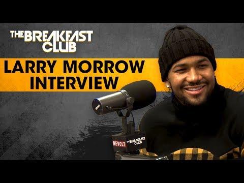 "Larry Morrow on ""The Breakfast CLub"""