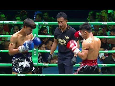 Muay Thai Fighter - วันที่ 24 Dec 2018