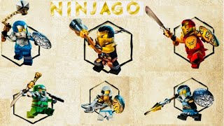 LEGO Ninjago Season 13 Music Video