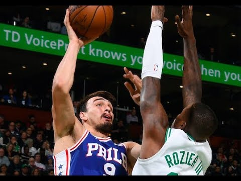 Dario Saric | Highlights vs Celtics (11.30.17) 18 Pts, 10 Rebs, 4 Asts