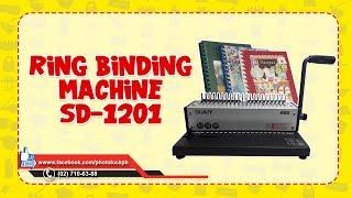 QUAFF Ring Binding Machine SD-1201