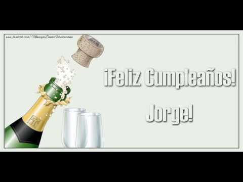 Tarjetas Para Cumpleaños De Jorge El Curioso