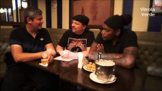 """Sepultura - Entrevista: """"Rock in Rio e The Mediator Between Head and Hands Must Be the Heart """""""