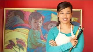 I'm a Mormon, Mother, and Filipino-American Artist