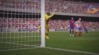 FiFa 16 Gameplay Features on PS4 PS3 Xbox One PC