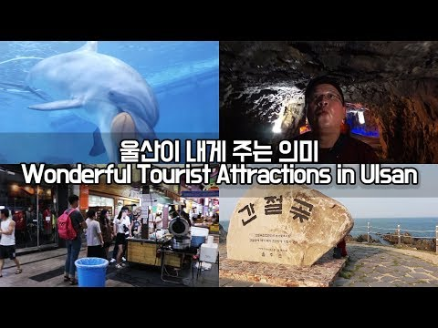 Wonderful Tourist Attractions in Ulsan [Korea Travel] / Hoontamin