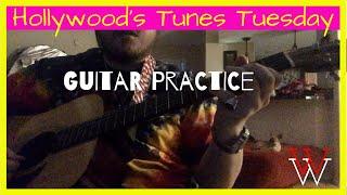 Tunes Tuesday: Guitar Practice