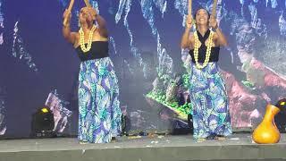 하와이 전통 댄스