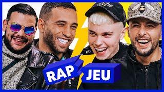 Mister You & Sadek vs Kanoé & Hayce Lemsi - Red Bull Rap Jeu #40