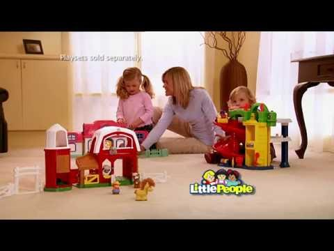 Commercial Video - Mattel Fisher Price Commercial